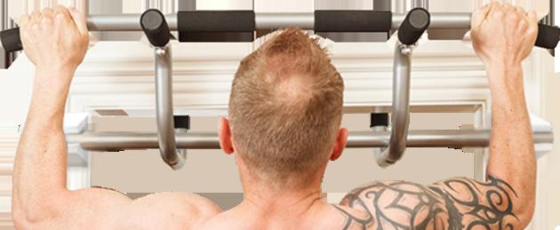 Triple Door Gym